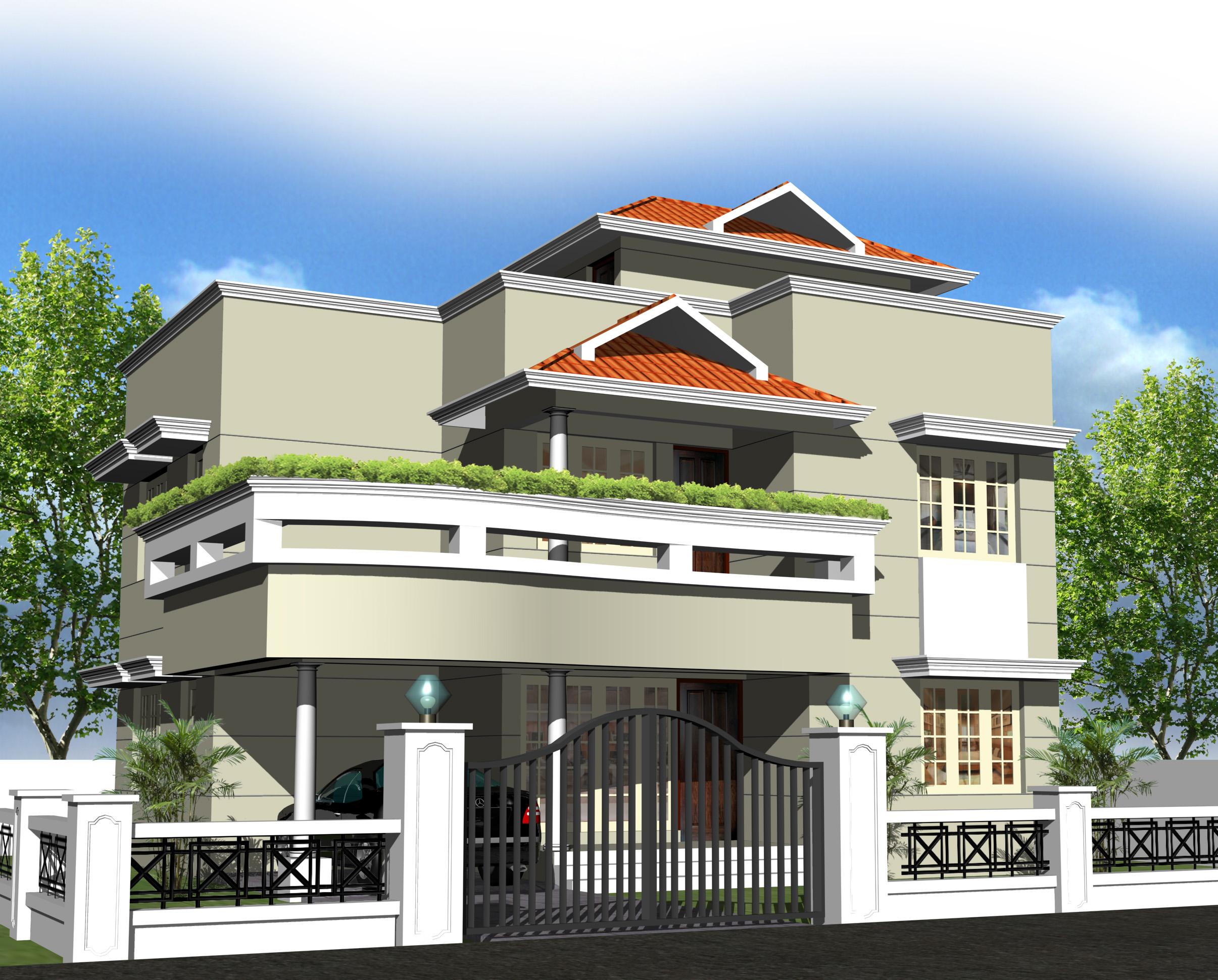 Creations Nakshatra | Premium Villas @ Vettu Road, Kazhakoottam