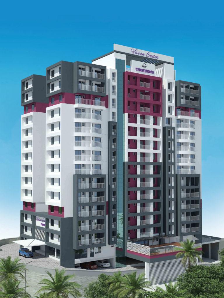 Vivian Suites Building